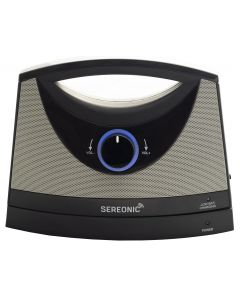 Wireless TV speaker For Hard Of Hearing With Dialogue Clarifying Technology - TV-SoundBox