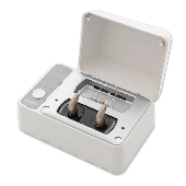 QDRY - Dry & Charge your hearing aids simultaneously