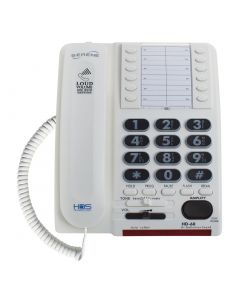 High-Definition 55+dB Corded Phone Amplifier